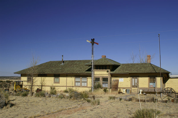 New Mexico Depots