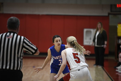 20190211 - Hartford @ Rutland - Girls Basketball