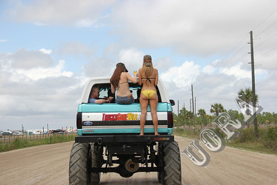 Trucks Gone Wild at Redneck Yacht Club - April 2013 - Part 1