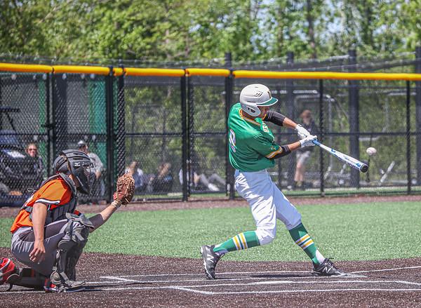 2021 Class 4A Sectional 4 Baseball Tournament at Northridge