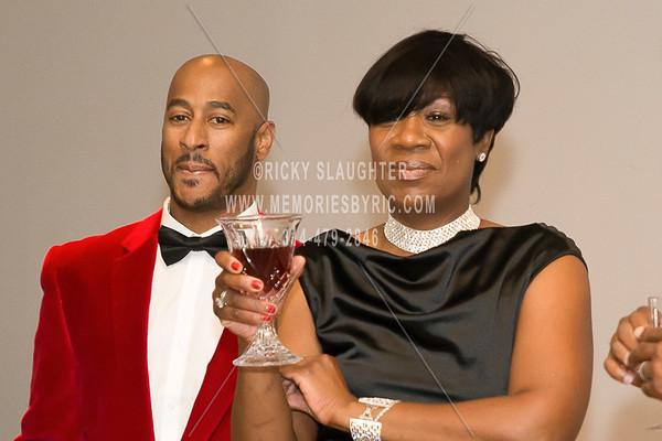 Mr. & Mrs. Bryan Brookshire