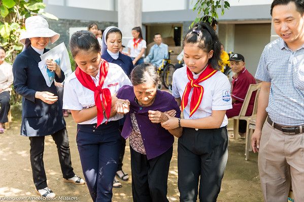 Tam Trang Parish Distribution