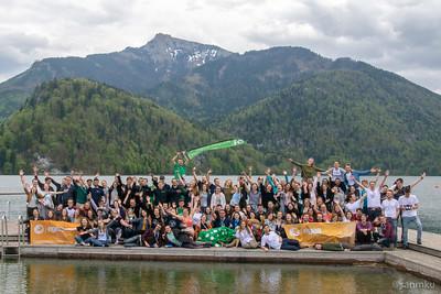 WRC 2019, St. Gilgen, Austria