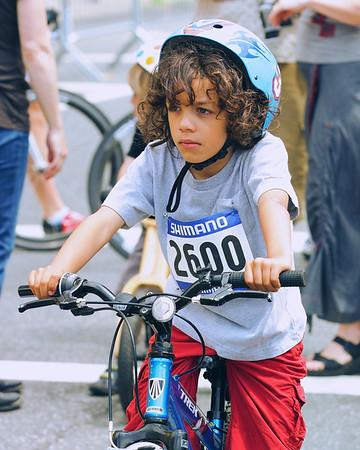 Harlem Skyscraper Cycling Classic 6/17/12 kids race