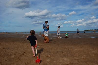 Norfolk Weekend August 2009