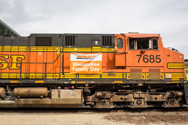 BNSF Family Day 2018