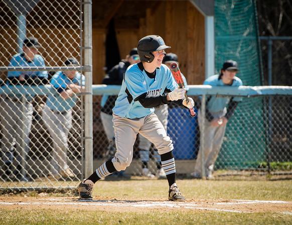 SBHS Baseball 2018