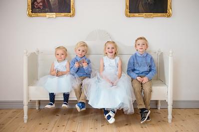 Familjen Lewenhaupt 2016