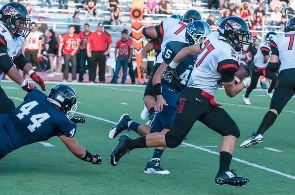 September 3, 2015 - Football - Palmview vs PSJASW - Game Action_LG
