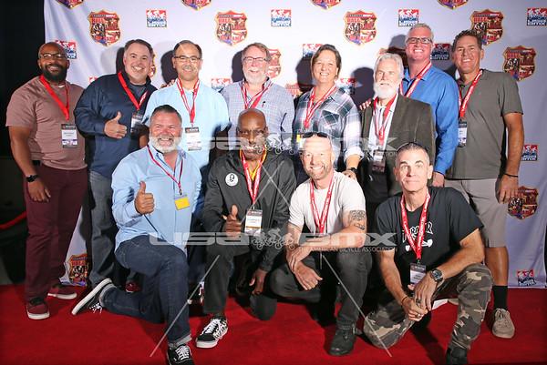 National BMX Hall of Fame Ceremony red carpet