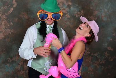 Hotel Roanoke Wedding Photo-Booth