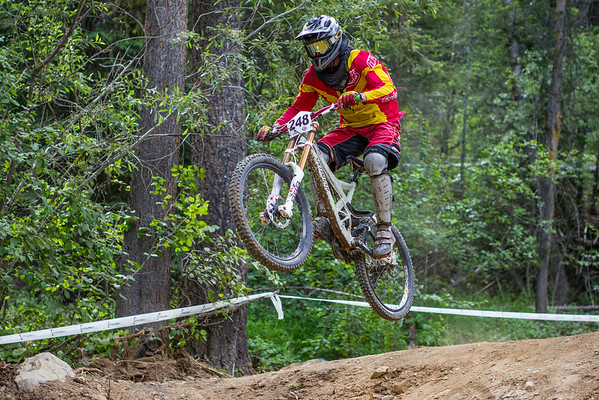 Mt Biking - Canada Cup - Panorama, July 2014