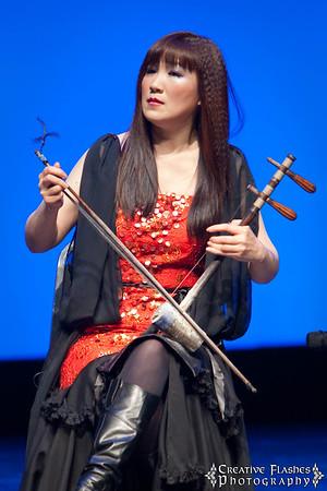 Xiaomei Wu Playing the Jinghu