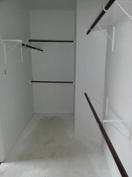 Ray's closet