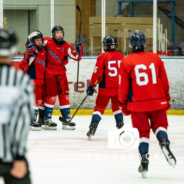 Göteborg Ishockey CuP:  Hanhals Kings vs Strömsbro HC