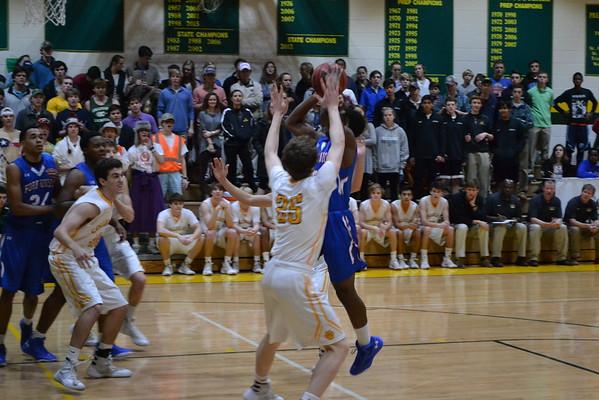 Prep Basketball at Collegiate