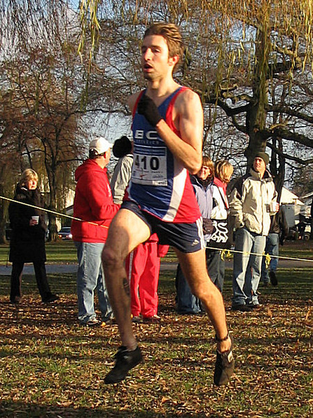 2005 Canadian XC Championships - Richard Mosley 8th (30:57)