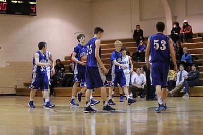 Game #9 Reserve Boys v Omaha Prep