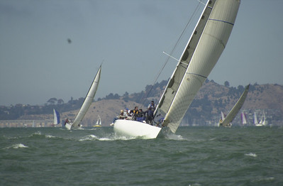 Saturday on the water from www.norcalsailing.com