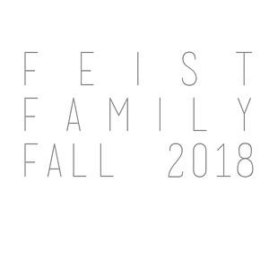 Feist Family Fall 2018