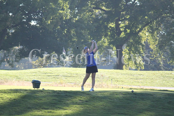 10-12-13 DHS girls golf Saturday