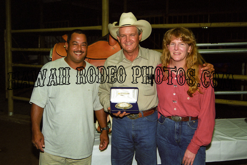 COWHORSE  FINALS  1997