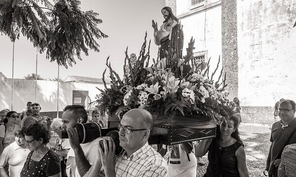 Tróia Virgin Mary religious festivities
