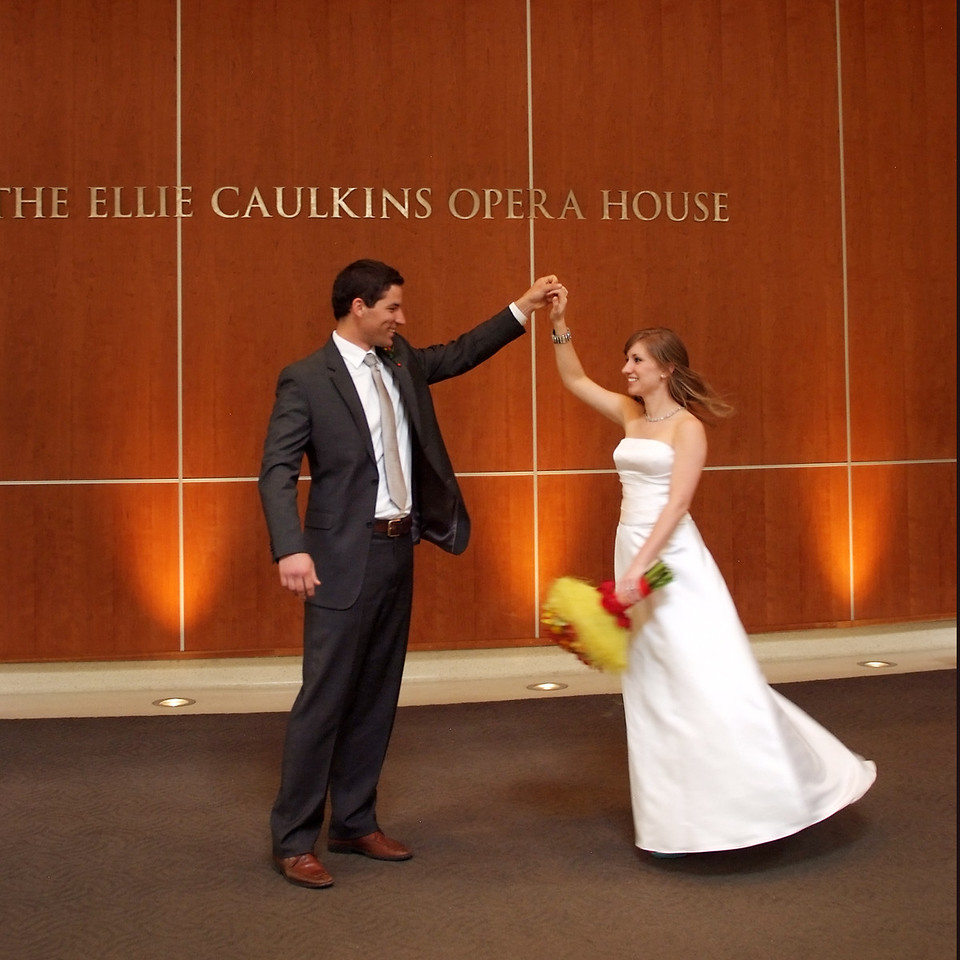 ellie caulkins opera house wedding