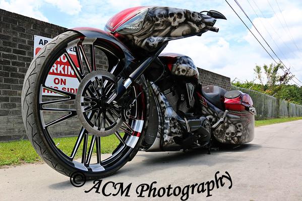 Gorby Machine Victory Bike