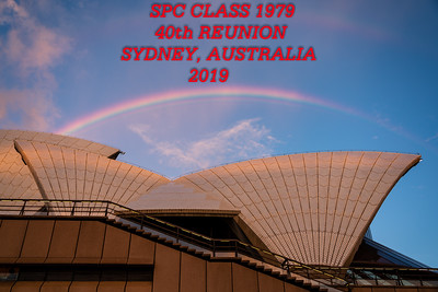 Sydney 2019 - The Reunion