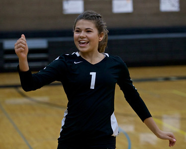 Outlaw Volleyball vs Cottage Grove 11-02-2019