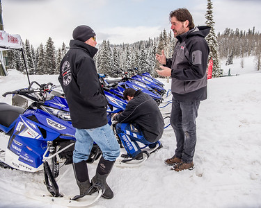 Yamaha Media Day G. Targhee