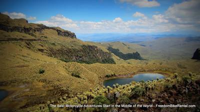 High Andes, Deep Amazon Tour January 2016
