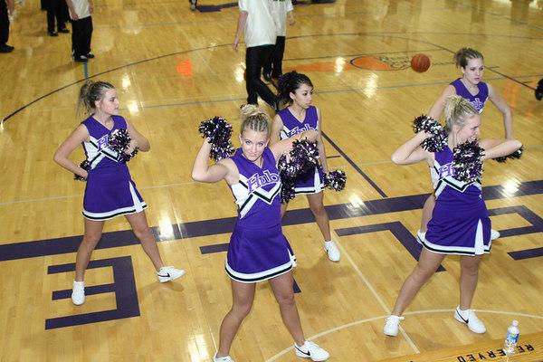 2006-07 HUBS VARSITY BASKETBALL vs ROCK FALLS