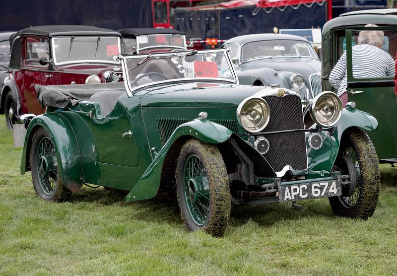 1933 AC Ace