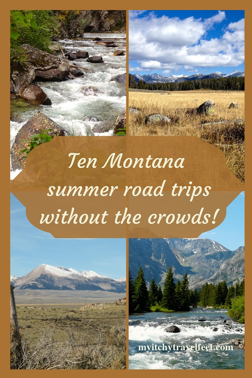 Ten Montana summer road trips without the crowds!