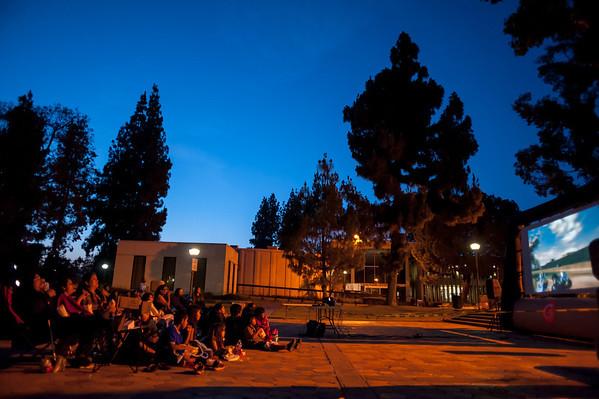 City Of Pomona - Movie Night