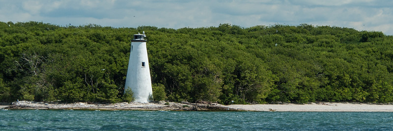 West Sister Island Light