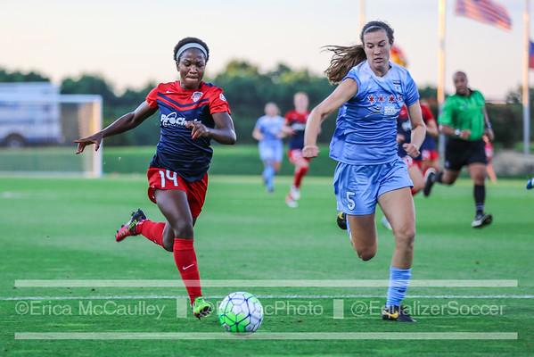 2016-07-09 Washington Spirit v Chicago Red Stars