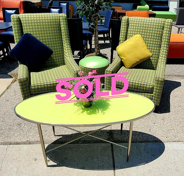 4-Piece Sofa Chair Set