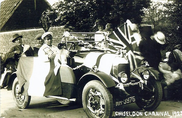 Chiseldon Carnivals and Fetes long ago