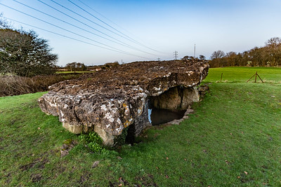 Tinkinswood Burial Chambers - Set 3