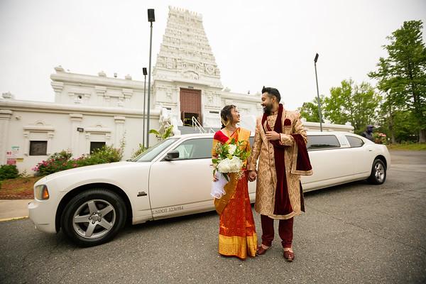 Monica Sivacharan Wedding