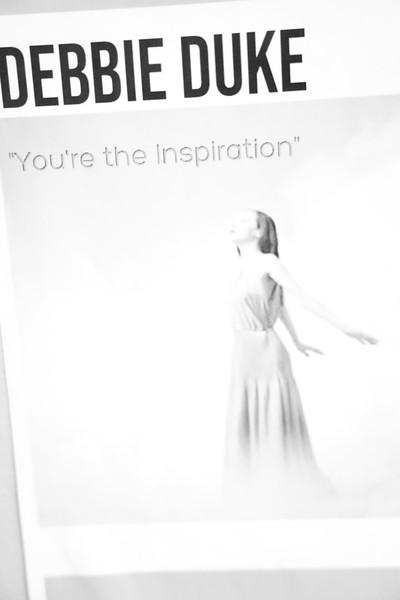 A1 4 You are the insspiration Debbie Bucks