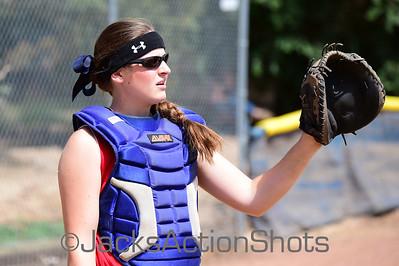 2014 Regis Softball