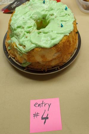Dessert Contest 2011