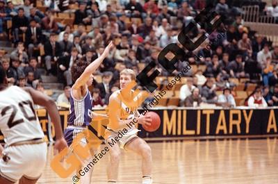 1984-1985 Men's Basketball