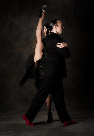 Eva y Patricio