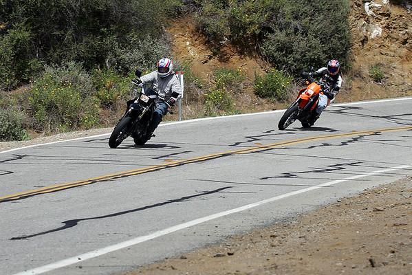Mulholland Highway 15APR07