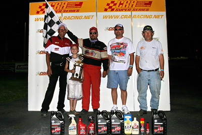 CRA Super Series, Angola Motor Speedway, Angola, IN, July 22, 2006